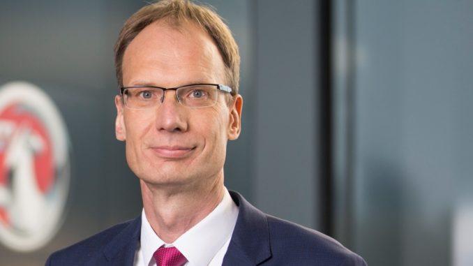 Il CEO di Opel Michael Lohscheller