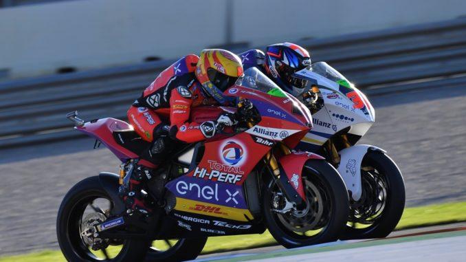 Moto E Valencia Gara 1