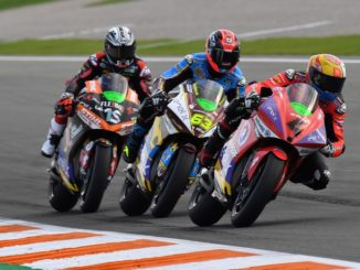 Moto E Valencia Gara 2
