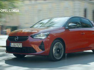 """""""Nuova Opel Corsa"""""""