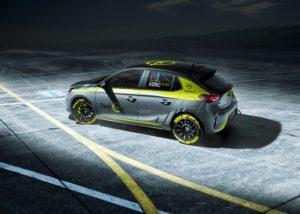 Opel e-Rally Cup