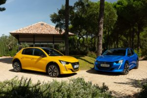 Peugeot 208 finalista Car of The Year 2020