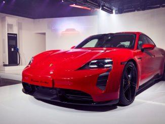 Porsche Japan e ABB