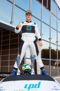 Smart EQ Fortwo e-Cup: Vittorio Ghirelli