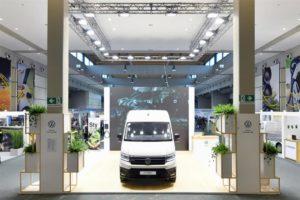 "Volkswagen e-Crafter presente con ""Elli"" a Key Energy 2019"