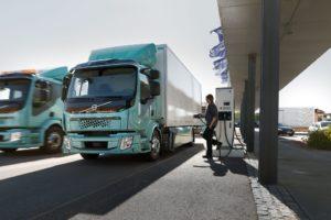 Volvo FL e Volvo FE
