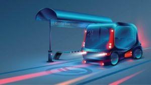 TÜV SÜD bus guida autonoma