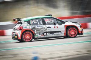 Monza Rally Show 2019 Citroën C3 R5