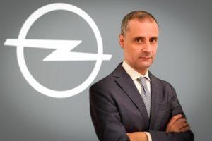Nuova organizzazione Opel Italia