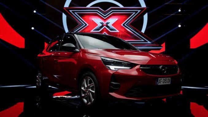 Opel finale X Factor