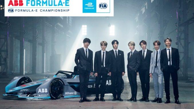 BTS Formula E