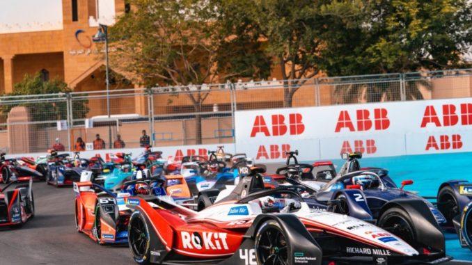 FIA Formula E World Championship
