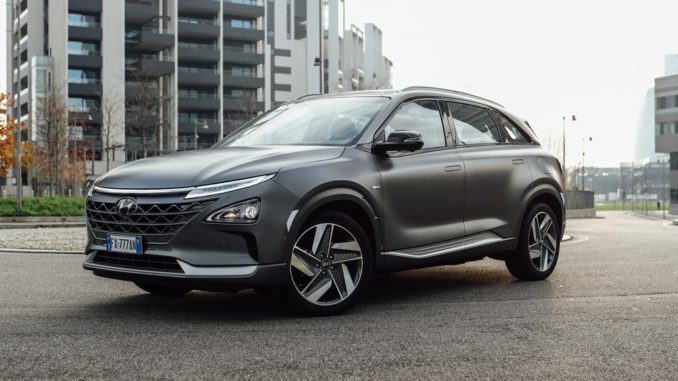 Nuova Hyundai NEXO