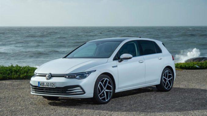Volkswagen Golf 8 cinque stelle Euro NCAP