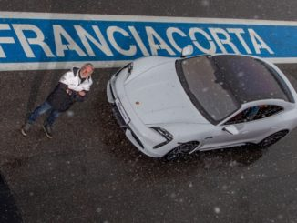 Nuovo Porsche Experience Center in Franciacorta