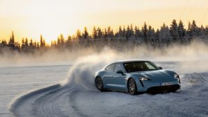 Porsche Experience a Levi