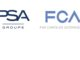 Groupe PSA e FCA