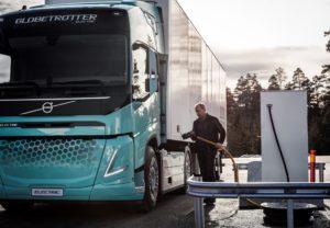 Camion elettrici pesanti Volvo