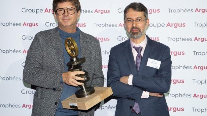 Premio Fiat Centoventi Oliver Francois