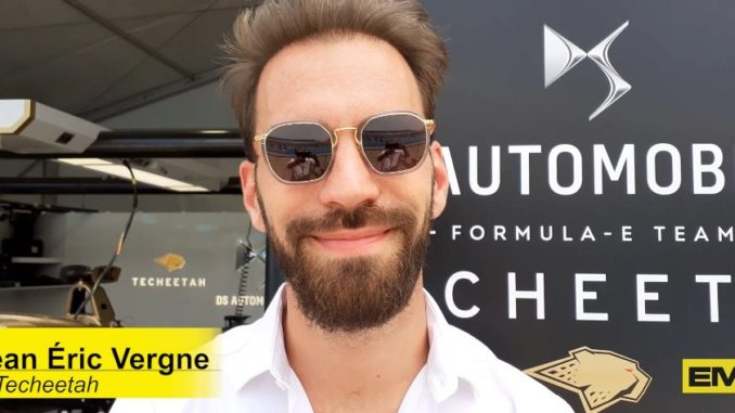Formula E Santiago 2020