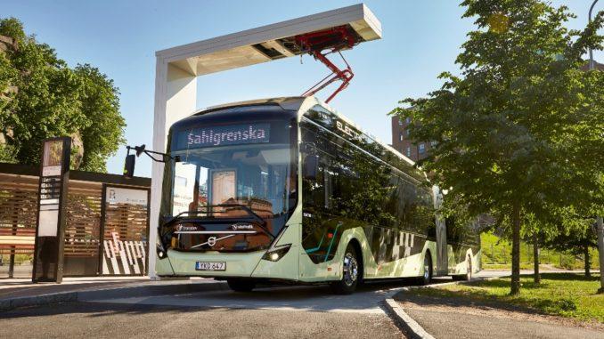 ABB Volvo eBus