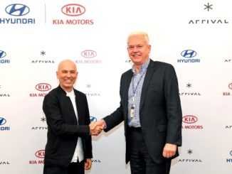 Hyundai e Kia in Arrival