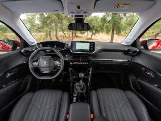 Nuovo Peugeot i-Cockpit