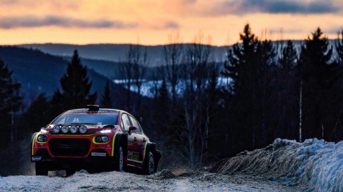 Citroen Rally Racing
