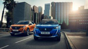 Peugeot Salone Bruxelles 2020