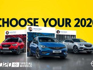 Pack Opel 2020