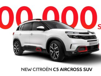 SUV Citroën C5 Aircross