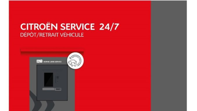 Citroën lancia Service 24/7