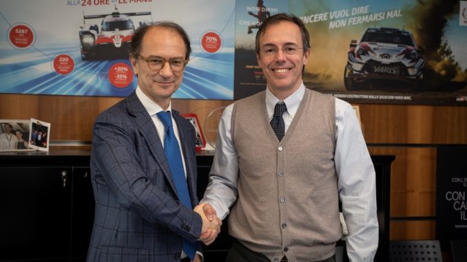 Partnership Toyota Edison