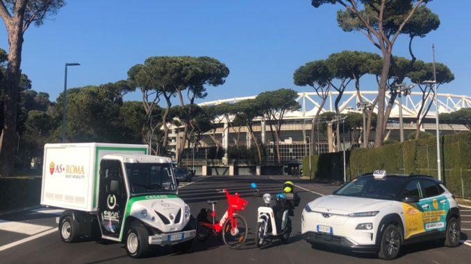 E-GAP AS Roma