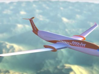 EasyJet Wright Electric