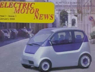 Electric Motor News issue 1 gennaio 2000