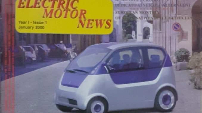 Electric Motor News issue 1 gennaio 2000