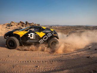 E-SUV Extreme E al Dakar Rally