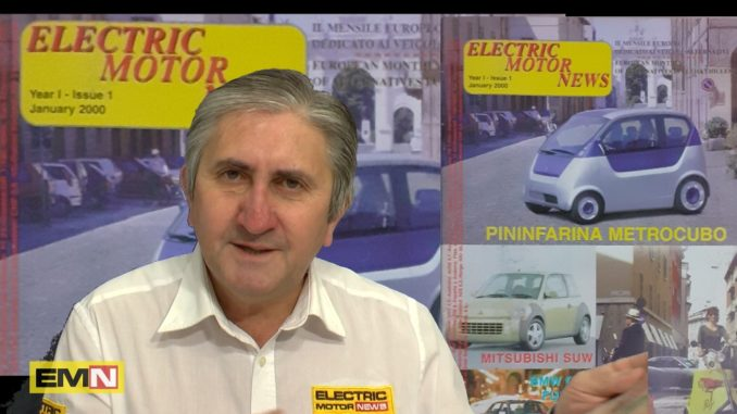 Marcelo Padin 20 anni Electric Motor News