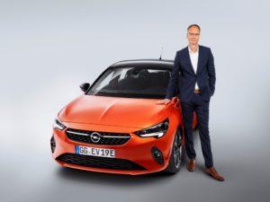 "Opel programma ""Città Elettrica"""
