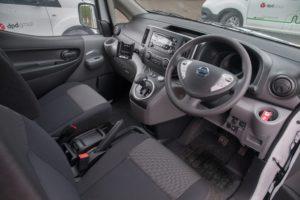 Nissan e-NV200 DPD