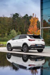 Opel Grandland X Hybrid plug-in