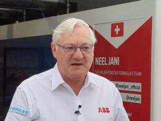 Peter Voser ABB Porsche