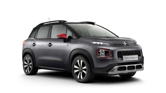 SUV Citroën C3 Aircross C-Series