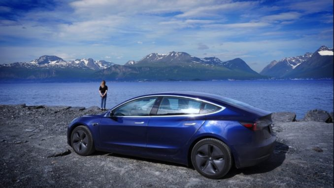 Tesla Arctic Expedition
