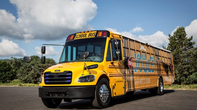 Daimler Scuolabus Elettrici Thomas Built Bus