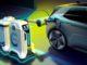 Volkswagen robot ricarica
