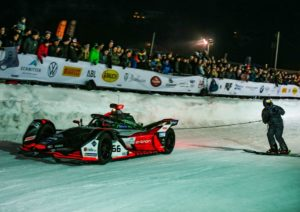 Audi GP Ice Race