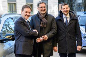 Hyundai Nexo consegna Bolzano