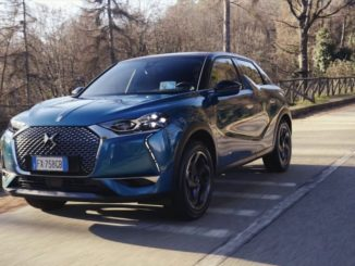 DS 3 Crossback E-Tense full-electric